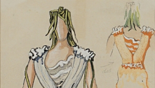 Costume and sketches - I