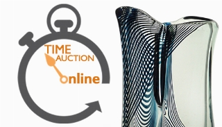 Online timed Auction objects of art - II