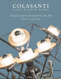 DESIGN & ARTI DECORATIVE DEL 900